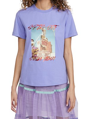 Stella Jean t-shirt with spin off print