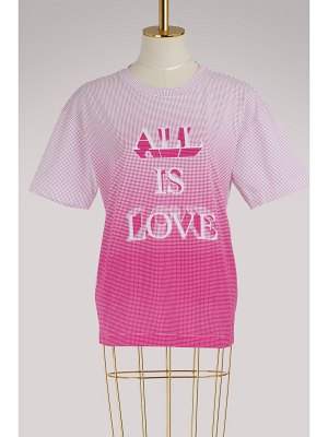 Stella McCartney All is Love T-shirt