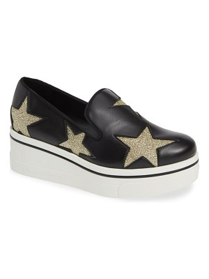 Stella McCartney binx stars slip-on platform sneaker
