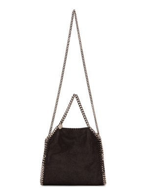 Stella McCartney black mini falabella tote