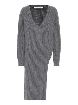 Stella McCartney cashmere and wool dress