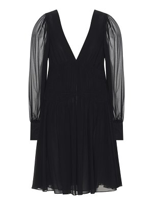 Stella McCartney Claire silk georgette dress