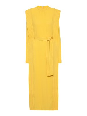Stella McCartney crêpe midi dress
