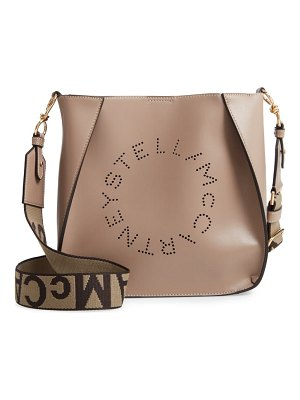 Stella McCartney eco mini faux leather crossbody bag