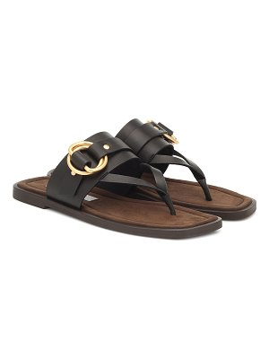 Stella McCartney embellished sandals