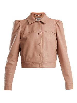Stella McCartney Emmalee cropped jacket