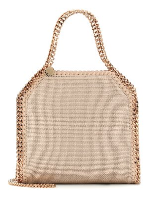 Stella McCartney falabella mini canvas tote