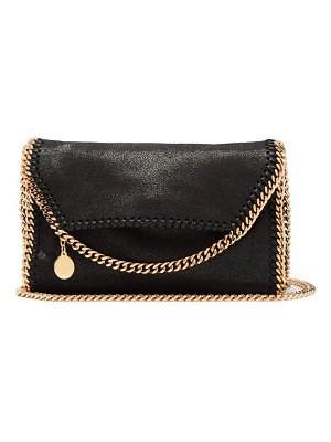 Stella McCartney falabella mini faux leather cross body bag