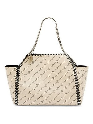 Stella McCartney falabella monogram canvas tote