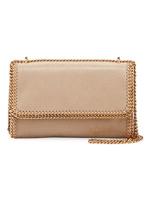 Stella McCartney Falabella Small Shaggy Deer Crossbody Bag