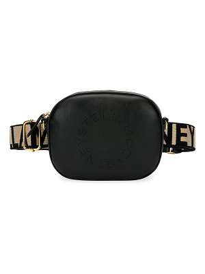 Stella McCartney Faux-Leather Logo Belt Bag