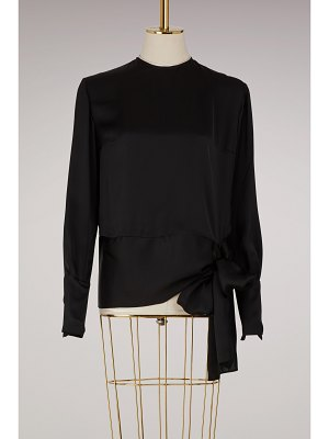 Stella McCartney Frances silk top