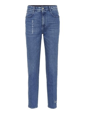 Stella McCartney High-waisted jeans