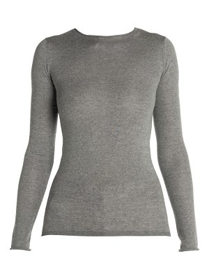 Stella McCartney knit wool long-sleeve sweater