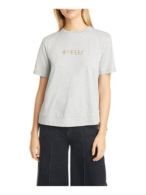 Stella McCartney logo cotton tee