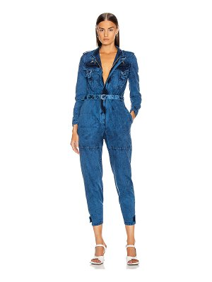 Stella McCartney long sleeve jumpsuit