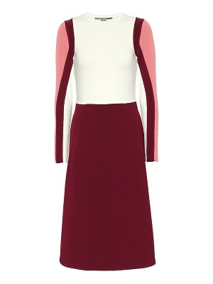 Stella McCartney long-sleeve midi dress