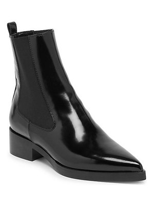 Stella McCartney point toe chelsea boots