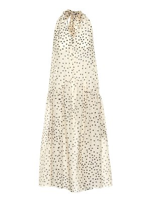 Stella McCartney polka-dot cotton and silk dress