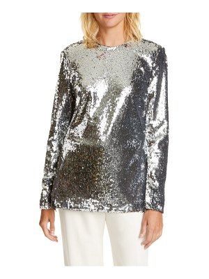 Stella McCartney sequin blouse