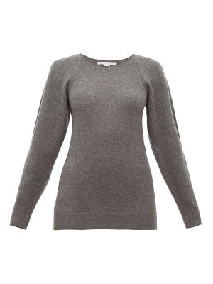 Stella McCartney side zip wool sweater