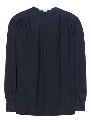 Stella McCartney silk crêpe de chine blouse