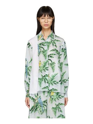 Stella McCartney Silk Palm Shirt