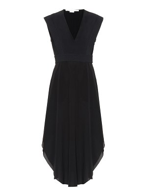 Stella McCartney sleeveless silk dress