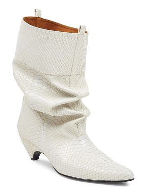 Stella McCartney slouchy leather boots