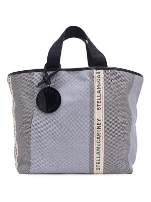 Stella McCartney small logo carry tote