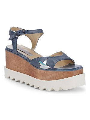 Stella McCartney Star Wedge Sandals