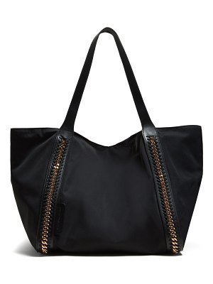 Stella McCartney falabella chain embellished tote