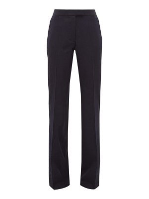 Stella McCartney tailored wool straight leg trousers