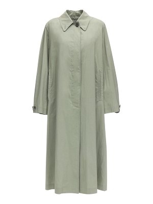 Stella McCartney Tech canvas trench coat