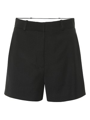 Stella McCartney wool twill shorts