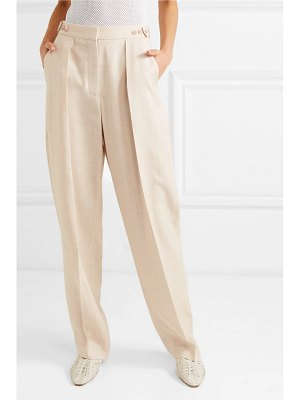 Stella McCartney woven wide-leg pants