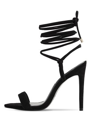 Steve Madden 120mm faux suede sandals