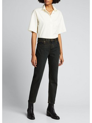 Still Here The Rae Original Cropped Jeans