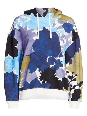 Stine Goya dream extreme adrisa floral graphic hoodie