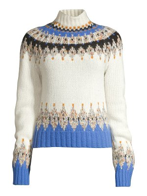 Stine Goya justin fair isle sweater