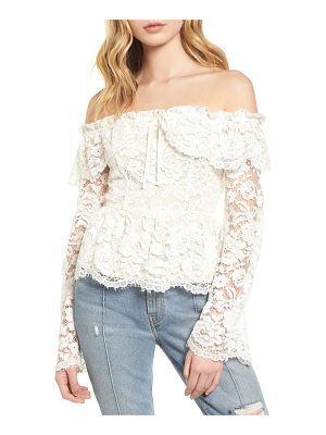 STONE COLD FOX wilshire blouse