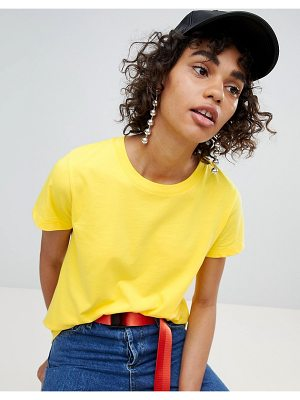 Stradivarius Basic Jersey T-shirt