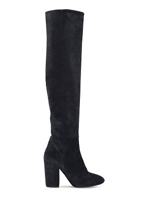 STRATEGIA 90mm suede tall boots