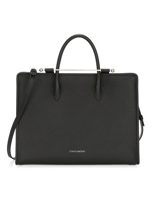 STRATHBERRY leather tote