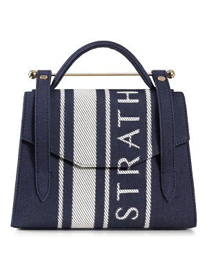 STRATHBERRY mini allegro denim tote