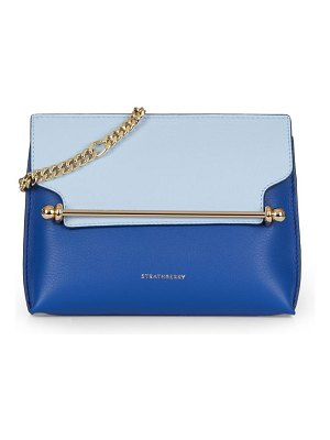 STRATHBERRY mini east/west stylist leather crossbody bag