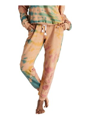 STRUT THIS frenchie tie dye joggers