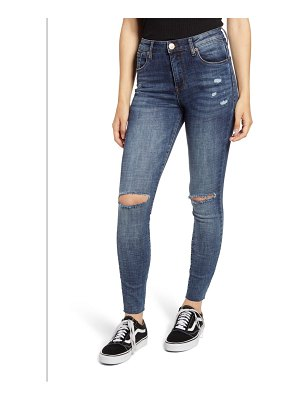 STS Blue ellie ripped high waist ankle skinny jeans