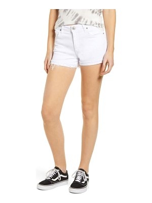 STS Blue molly high waist cutoff denim shorts