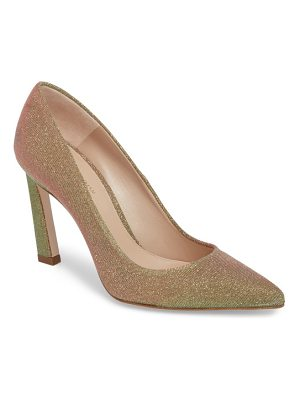 Stuart Weitzman chicster pointy toe pump